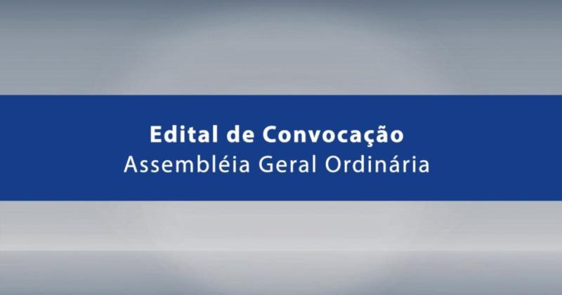 Academia de Comércio São José publica edital de convocação de Assembleia Geral Ordinária (AGO)