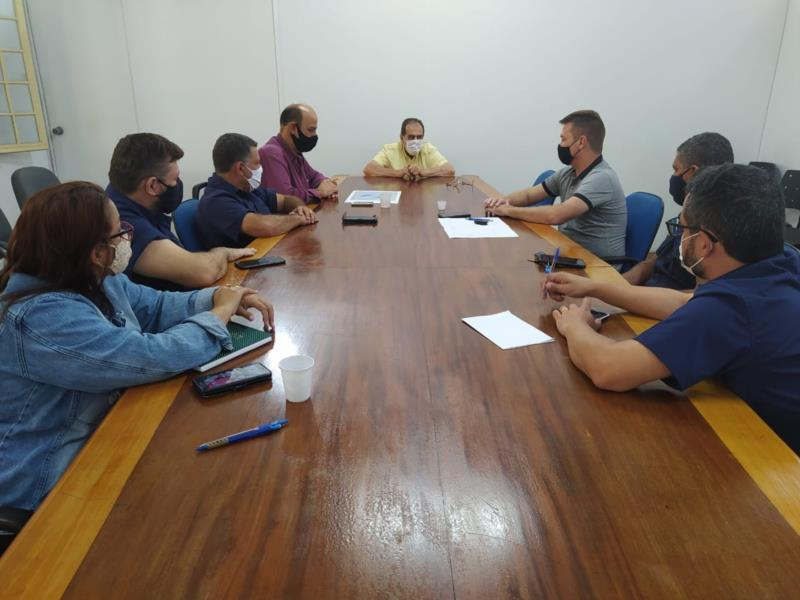 Prefeitura de Guaxupé estuda projetos para desvio de veículos pesados e zona azul