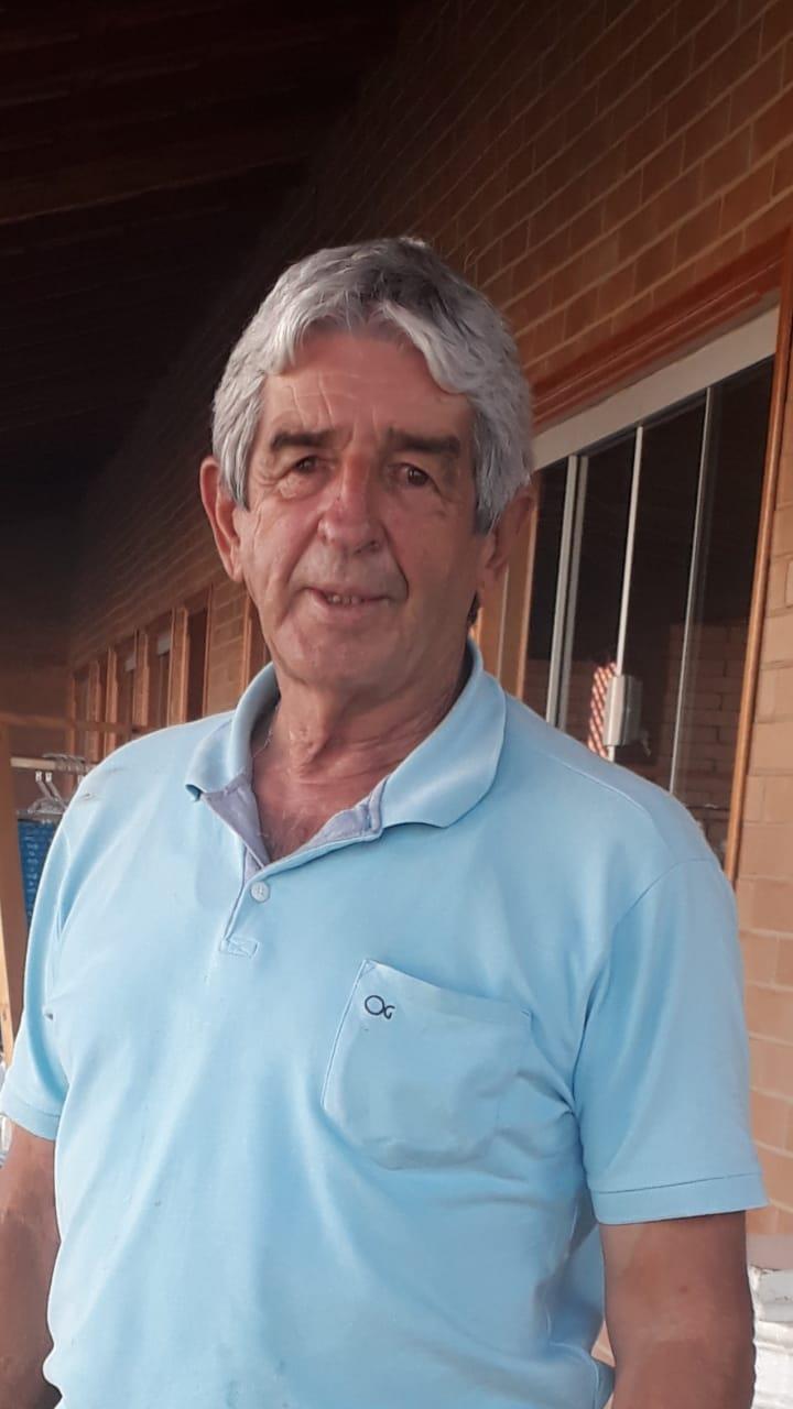 O empresário Ivan Ribeiro Vieira é candidato à presidência da Acig