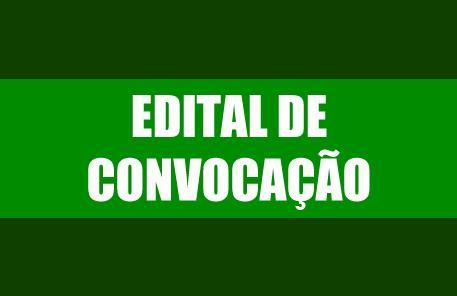 Edital de Convocação - Assembleia Geral Extraordinária e Específica