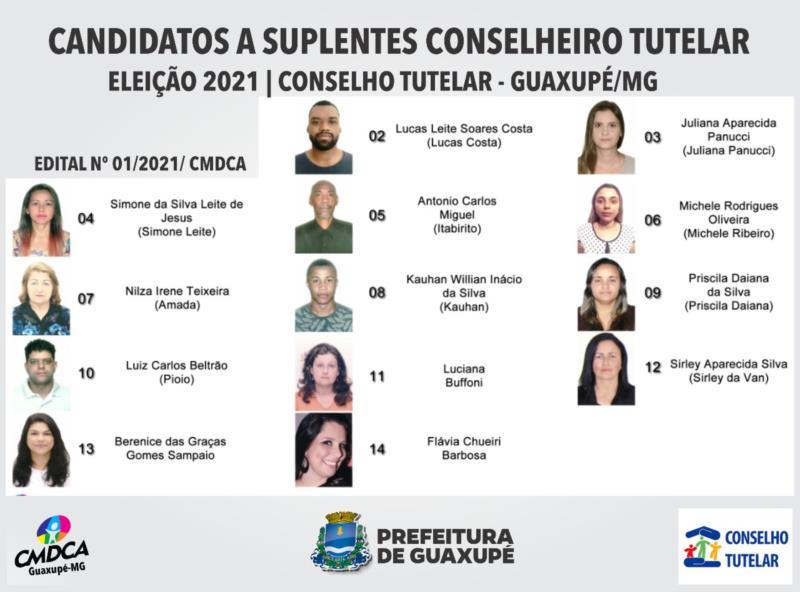 Eleição para Suplentes do Conselho Tutelar em Guaxupé será em 1 de agosto