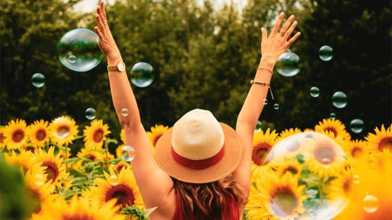 Alegria maior do mundo