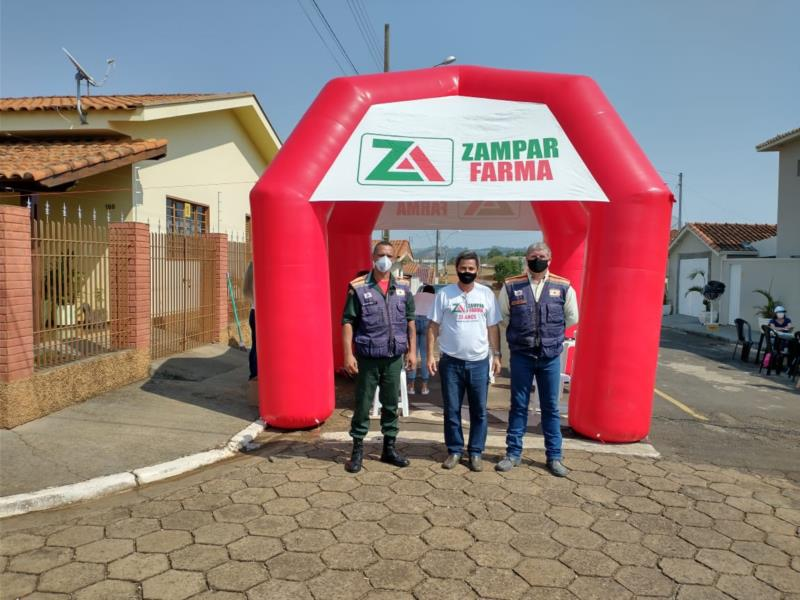 Zampar Farma marcou presença no 4 Pedal Semear