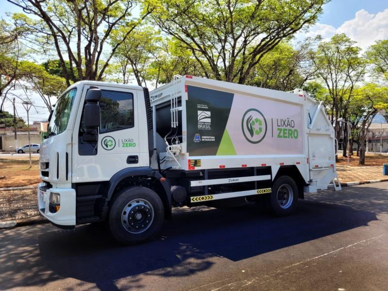 Programa Lixo Zero encerra os trabalhos do aterro de lixo em Guaxupé  a partir desta sexta-feira
